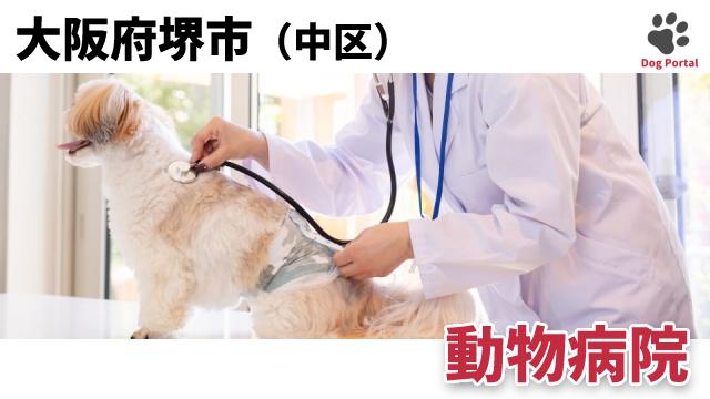 堺市中区の動物病院