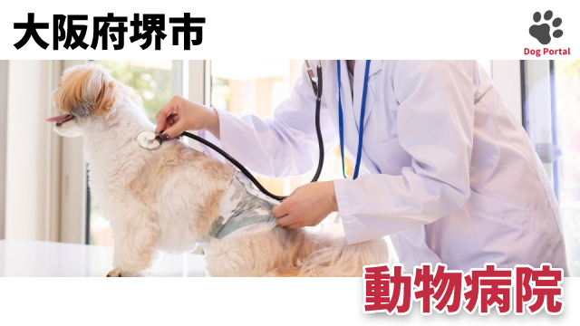 堺市の動物病院