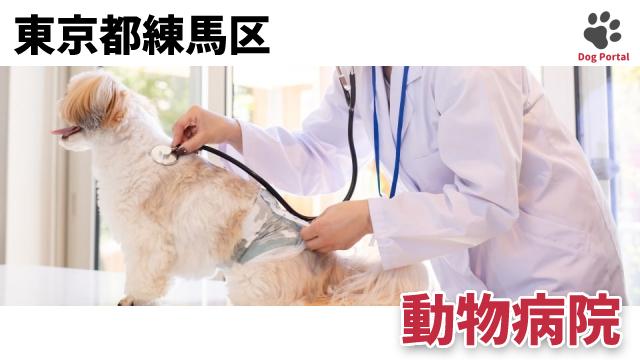 東京都練馬区の動物病院