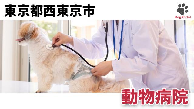 東京都西東京市の動物病院