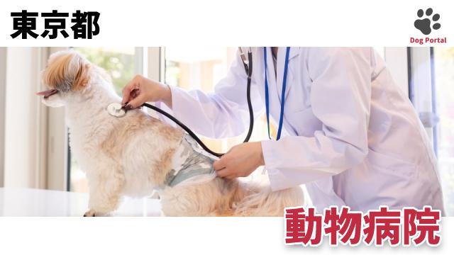 東京都の動物病院