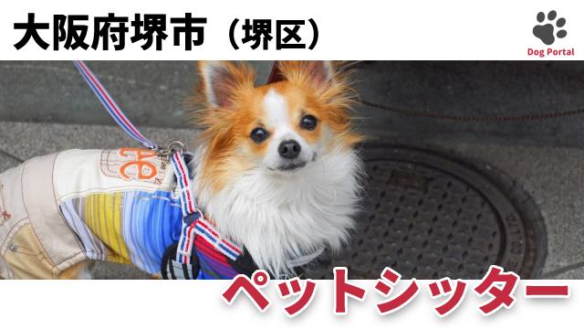 堺市堺区のペットシッター
